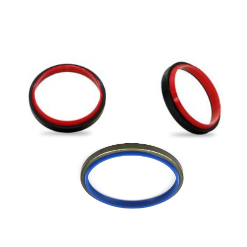 A 03 Hydraulic Single acting wiper seal (Metal wiper)