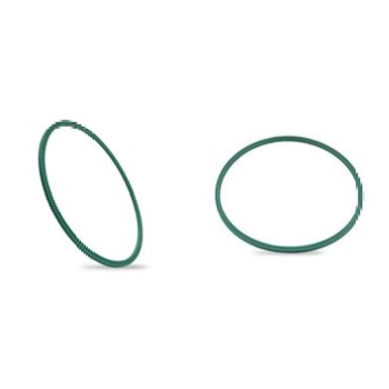 St 08 Green Pu Back Up Ring