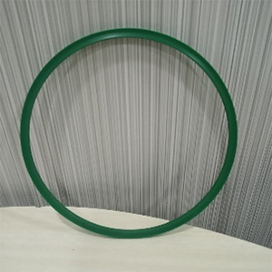 St 09 Green Pu Back Up Ring