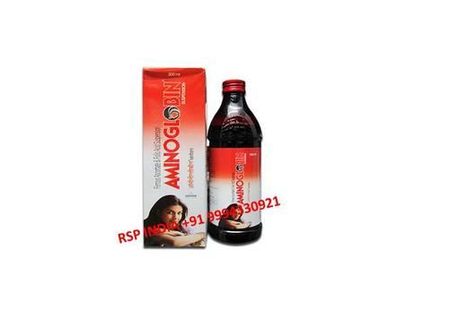 Aminoglobin Syrup