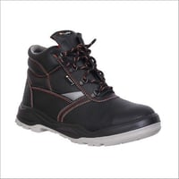 Torpedo High Ankle Safety Shoes