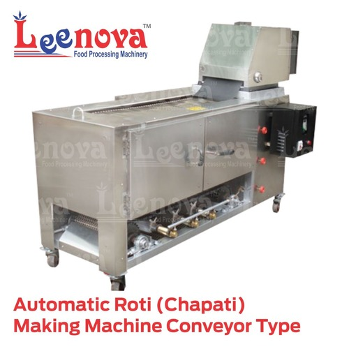 Conveyor Chapati Machine