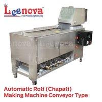 Conveyor Chapati Machine