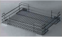 Kitchen Stainless Steel Wire Basket