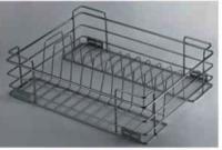Kitchen Stainless Steel Wire Basket