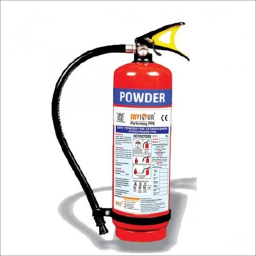Saviour Squeeze Grip 9kg Cartridge Type  Fire Extinguisher