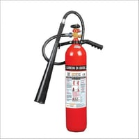 Saviour CO2 Fire Extinguisher 4.5kg Fitted with Hose and Horn