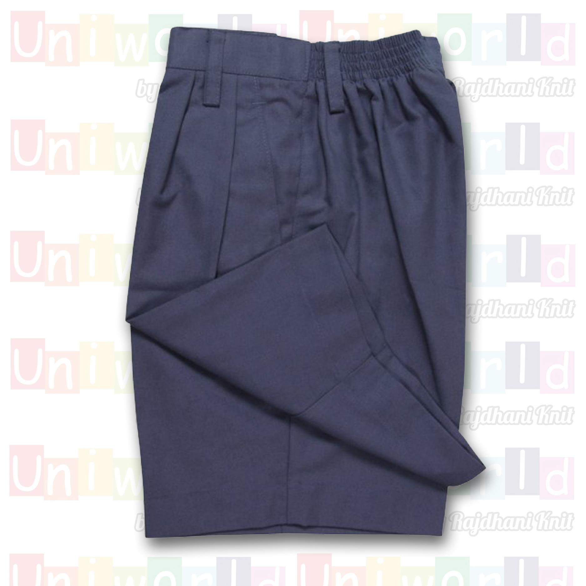 Uniform Cotton Shorts