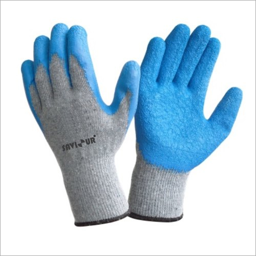 Saviour Cotton Latex Coated Gloves