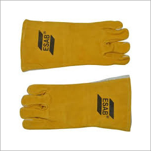 Rubber Coated Safety Gloves
