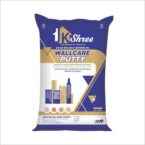 40 kg Wall Care Putty