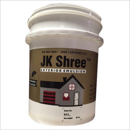 20 Ltr Exterior Emulsion Paint