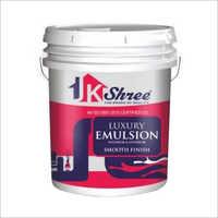 Luxury Emulsion Paint