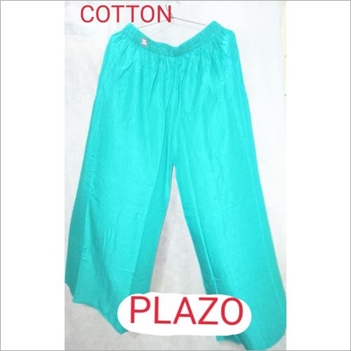 Cotton Palazzo