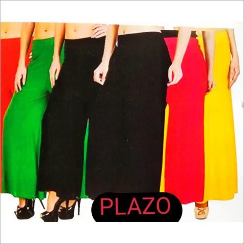 Ladies Plain Palazzo