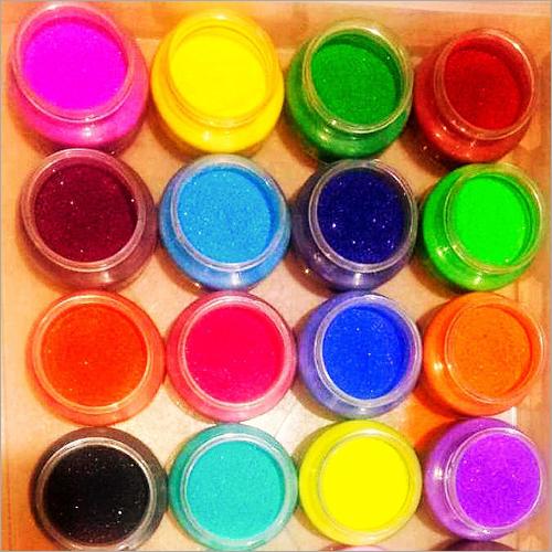 Multicolor Rangoli Color