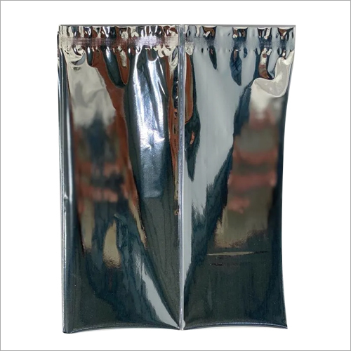Silver Laminated Pouch