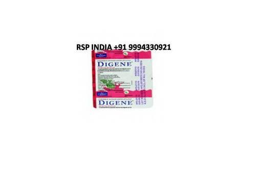 Digecaine Tablets