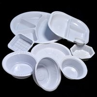Disposable Plastic Crockery