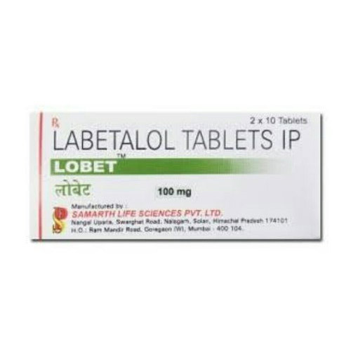 Lobet 100mg Tablet