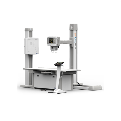 SkanRAD 400 Digital Radiography