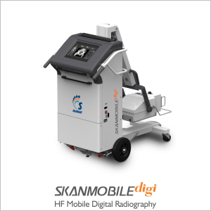 Skn Mobile Digi HF Mobile Digital Radiography