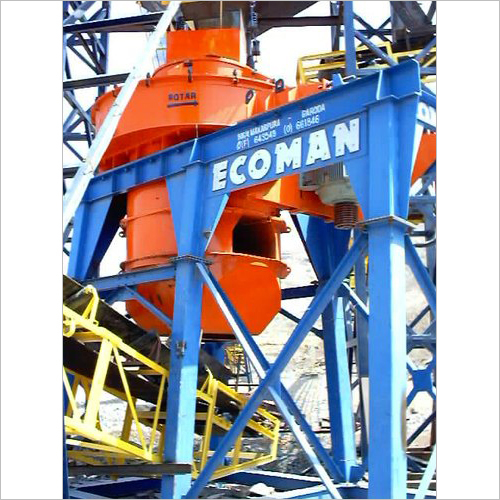 Ecoman Sand Making Machine