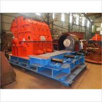 Mild Steel Coal Crusher
