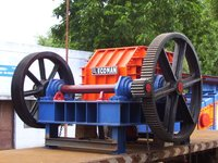 Ecoman Stainless Steel Single Toothed Roll Crusher
