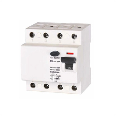 4 Pole 10 KA Isolators