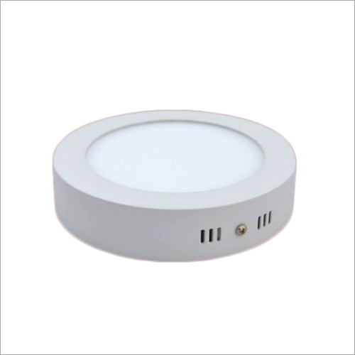 6W Round LED Surface Panel Light