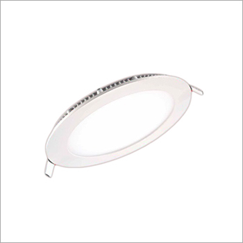 12W Round LED Slim Panel Light