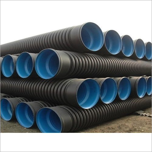 Double Wall Corrugated HDPE Pipe