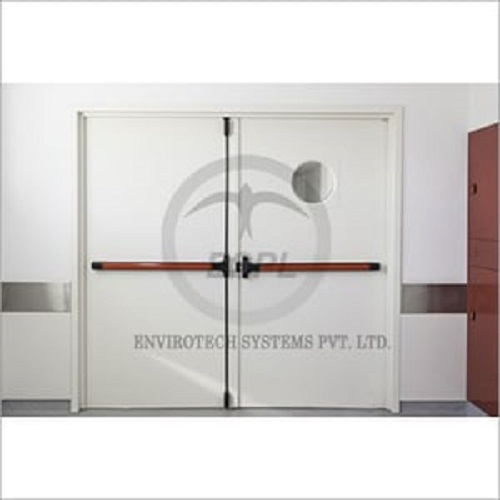 Industrial Acoustic Metal Door