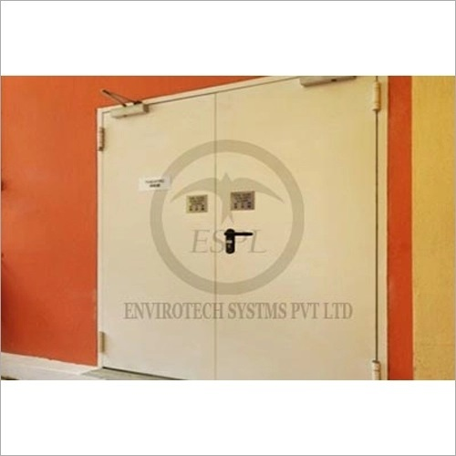 Steel Acoustic Fire Doors