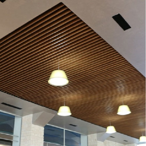 Wooden Acoustic Hanging Baffles