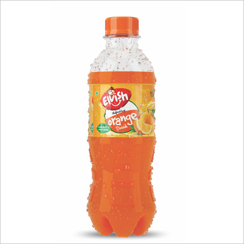 250 Ml Orange Soft Drink