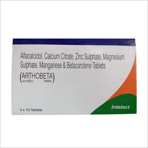 Beta Carotene Tablets