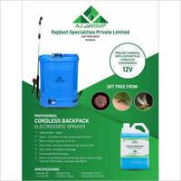 Knapsnack Sprayer Combo- Dual