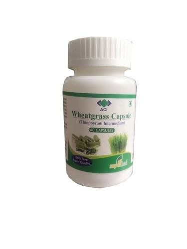 Aci Wheatgrass Herbal Capsules