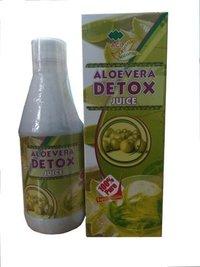 Aci Organic Aloe Vera Detox Herbal Juice