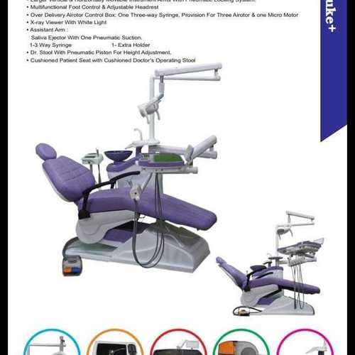 Electronic dental chair