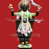 Goddess Kali Marble Statue
