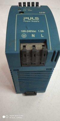 PULS  Power Supply 100-240VAC  1.0A MI 50.100