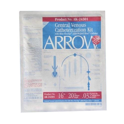 Arrow Single lumen CVC(CV50016)