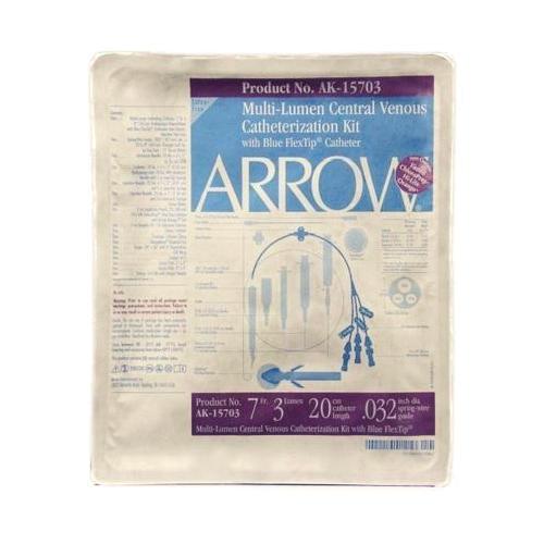 Arrow Triple Lumen CVC(CV12703)