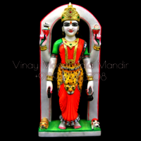 Parvati Marble Statue