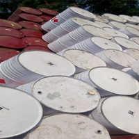 CRC white Drum scrap