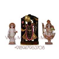 Yamunaji Marble Vigrah Statue