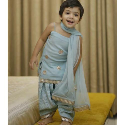 Baby Girl Punjabi Suits